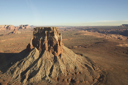 Tower Butte - On Top of the World